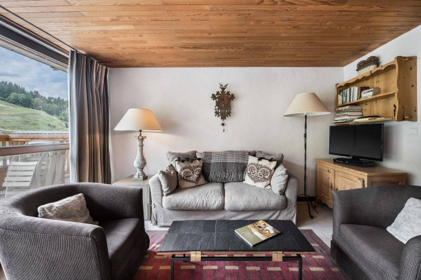 Location vacances Saint-Bon-Tarentaise -  Appartement - 6 personnes - Lecteur DVD - Photo N° 1