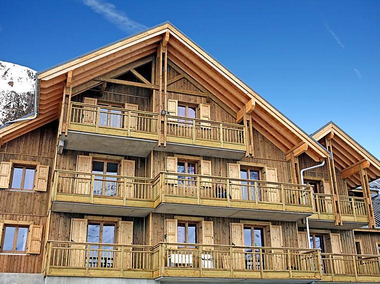Appartement pour 6 à Albiez Montrond