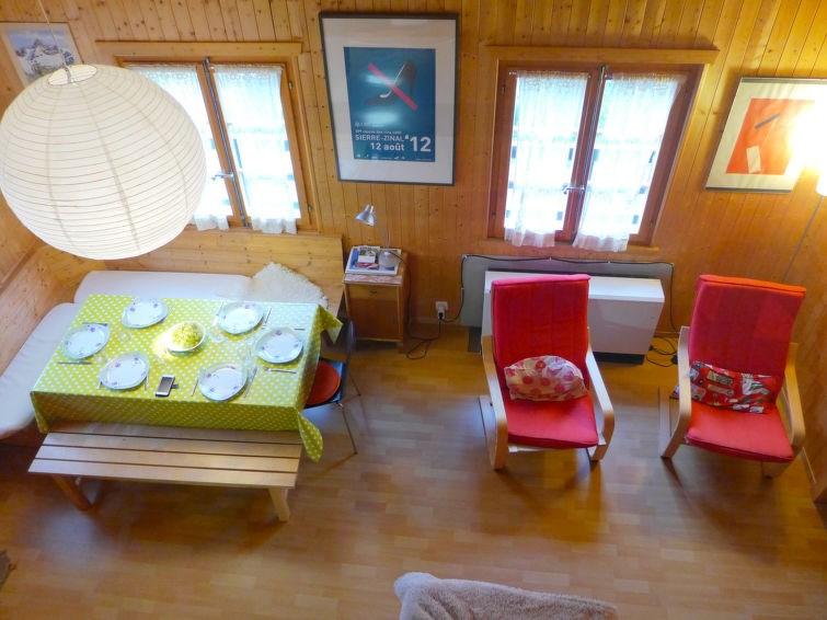 Location vacances Anniviers -  Appartement - 6 personnes -  - Photo N° 1