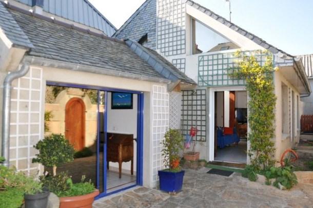 Location vacances Trégastel -  Maison - 4 personnes - Télévision - Photo N° 1