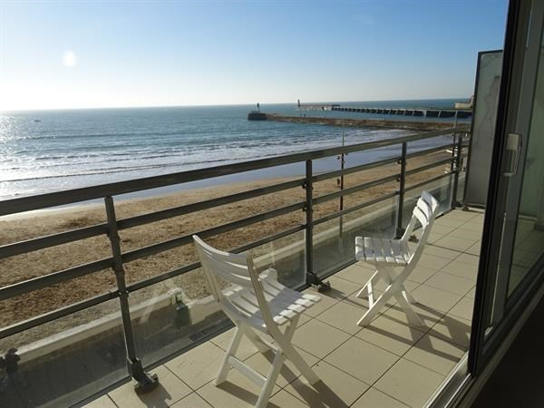 Location vacances Les Sables-d'Olonne -  Appartement - 6 personnes - Ascenseur - Photo N° 1