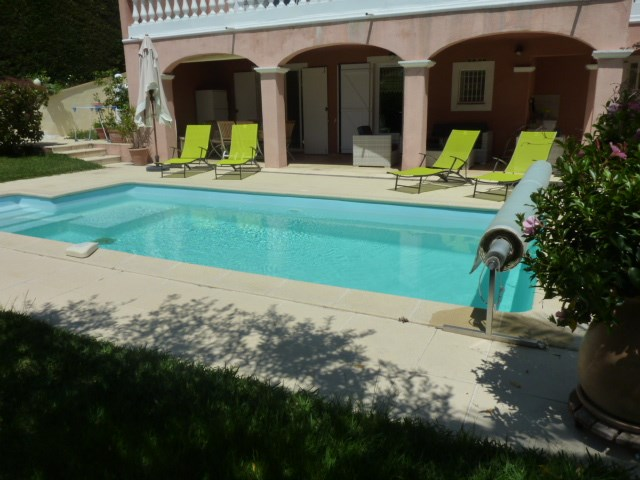 Location vacances Sainte-Maxime -  Appartement - 5 personnes - Barbecue - Photo N° 1