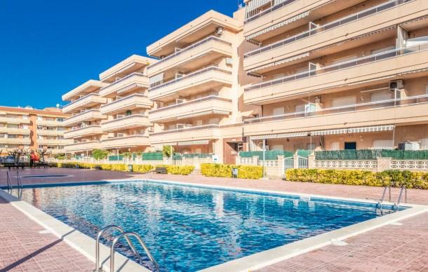 Location vacances Blanes -  Appartement - 4 personnes - Table de ping-pong - Photo N° 1
