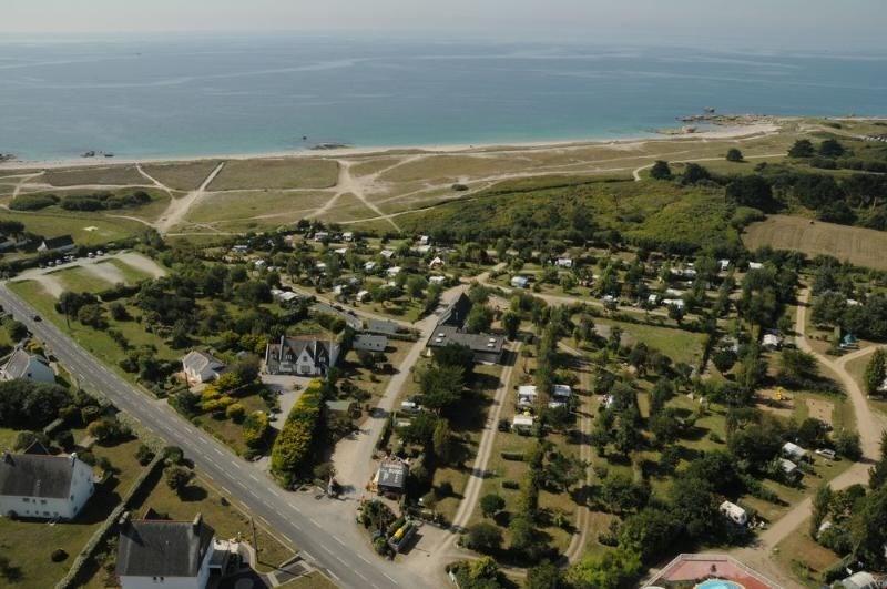 Camping des Dunes, 140 emplacements, 9 locatifs