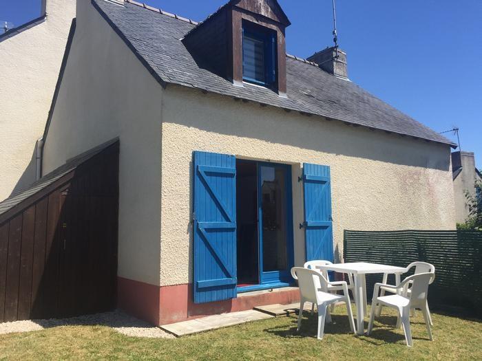 Location vacances Clohars-Carnoët -  Maison - 4 personnes - Jardin - Photo N° 1