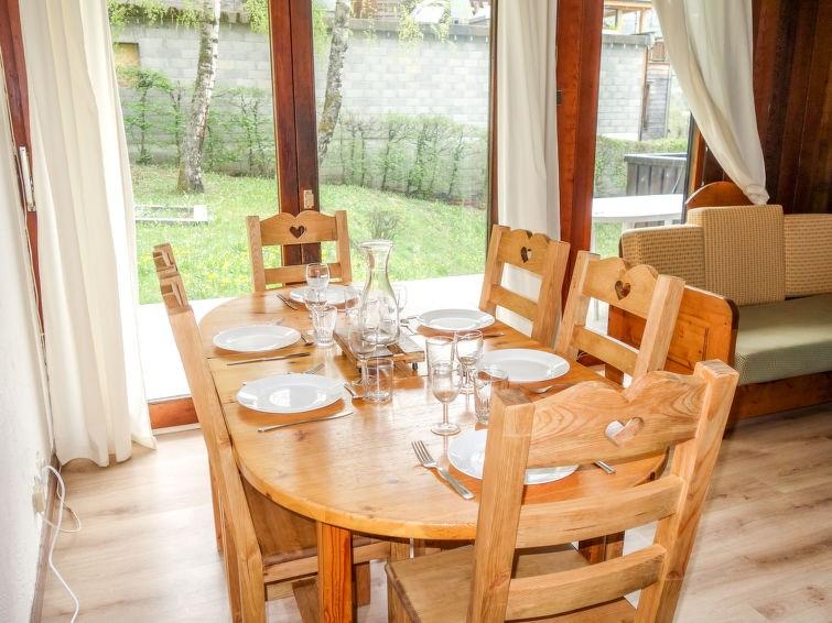 Appartement pour 4 personnes à Saint Gervais
