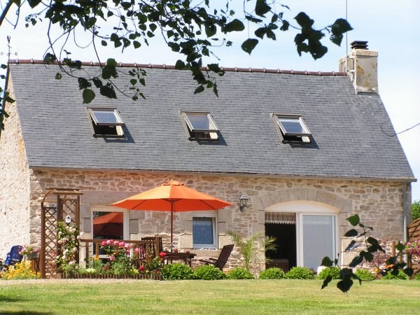 Holiday rentals Pouldreuzic - Cottage - 4 persons - BBQ - Photo N° 1