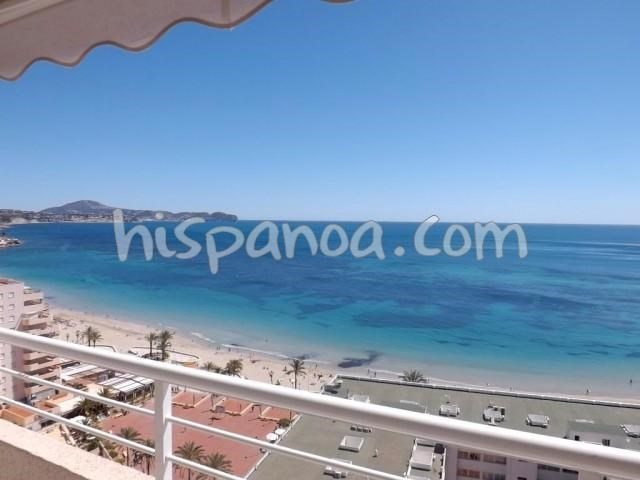 Holiday rentals Calp - Apartment - 4 persons - Garden furniture - Photo N° 1