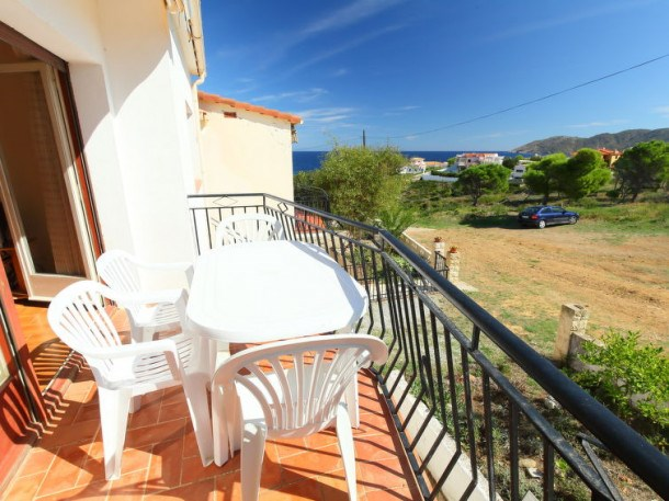 Location vacances el Port de la Selva -  Appartement - 6 personnes - Barbecue - Photo N° 1
