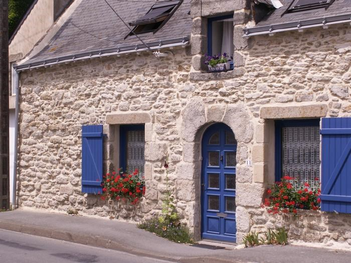 La maison - façade