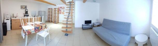 Location vacances Marseille -  Appartement - 6 personnes - Télévision - Photo N° 1