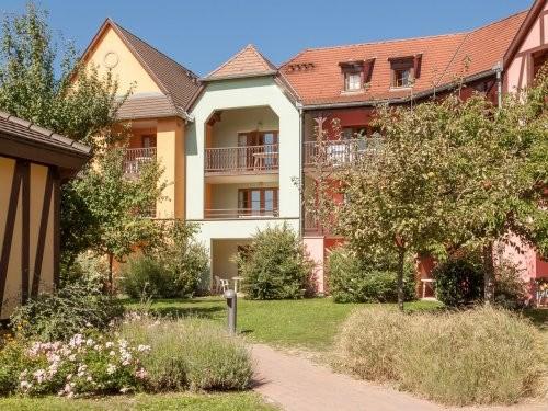 Résidence Le Clos d'Eguisheim - Appartement 2/3 pièces 6/7 personnes Supérieur