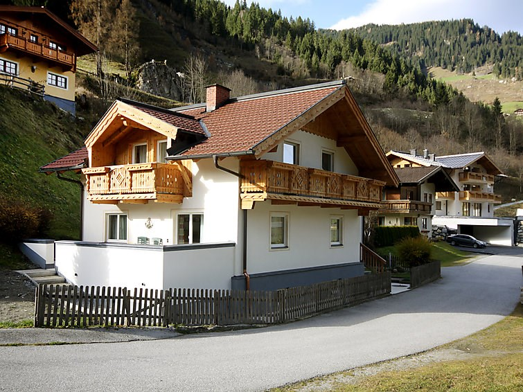 Location vacances Großarl -  Appartement - 6 personnes -  - Photo N° 1