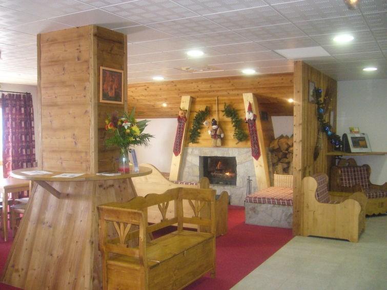 Appartement pour 4 à Orcières-Merlette