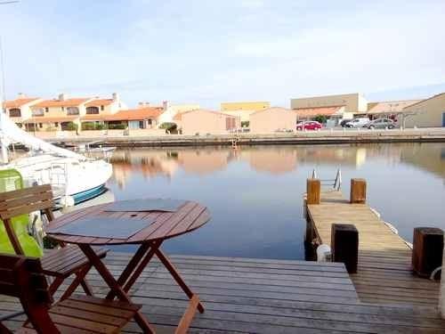 Location vacances Le Barcarès -  Maison - 4 personnes - Chaise longue - Photo N° 1