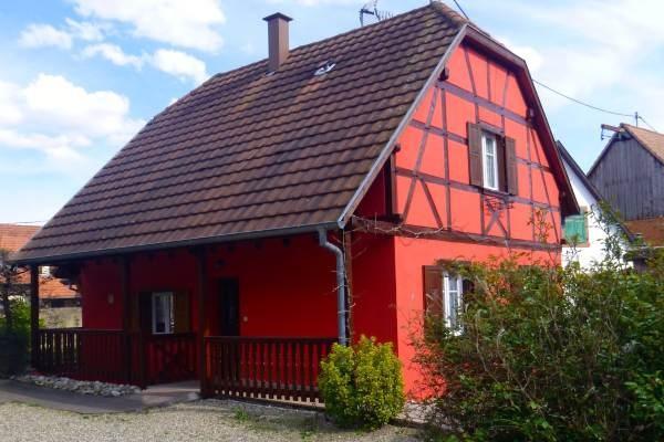 Location vacances Stotzheim -  Maison - 6 personnes - Barbecue - Photo N° 1