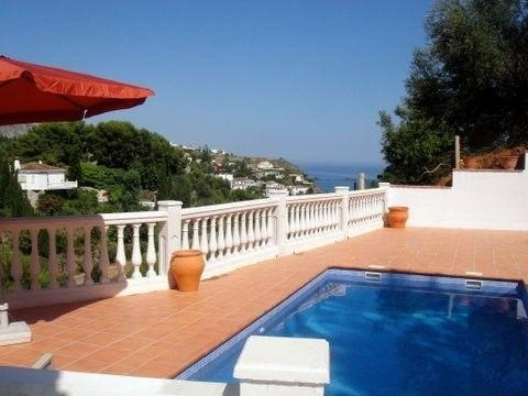 Holiday rentals Almuñécar - House - 4 persons - BBQ - Photo N° 1