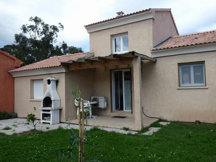 Holiday rentals Cervione - House - 7 persons - BBQ - Photo N° 1