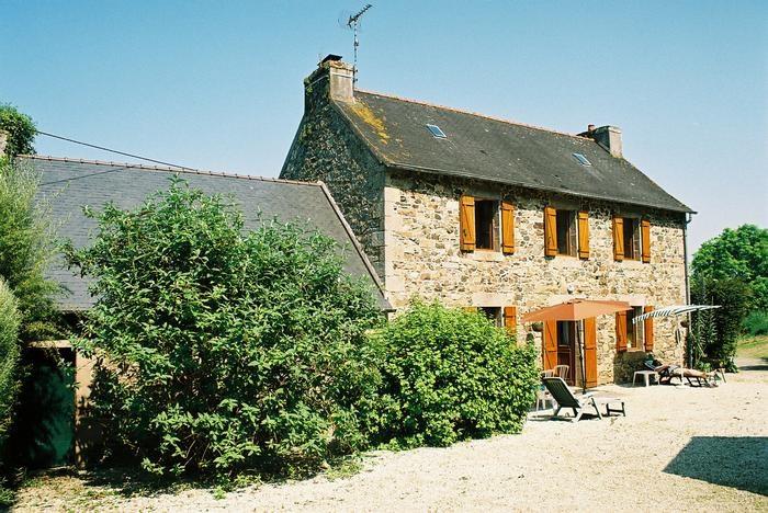 Location vacances Plougasnou -  Maison - 5 personnes - Barbecue - Photo N° 1