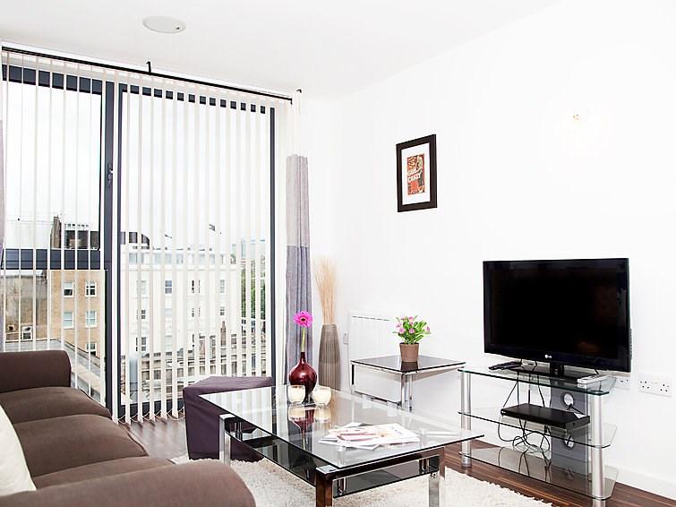 Appartement pour 3 personnes à London City