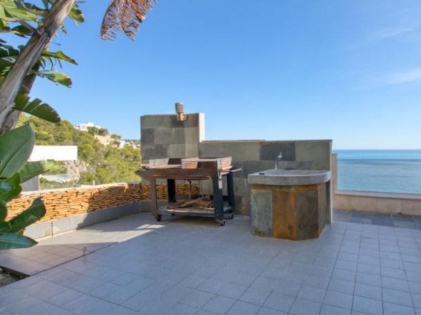 Location vacances Jávea/Xàbia -  Maison - 8 personnes - Barbecue - Photo N° 1