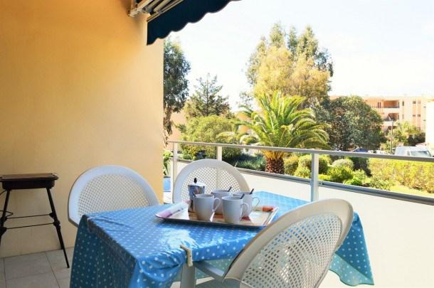 Location vacances Bormes-les-Mimosas -  Appartement - 5 personnes - Lave-linge - Photo N° 1