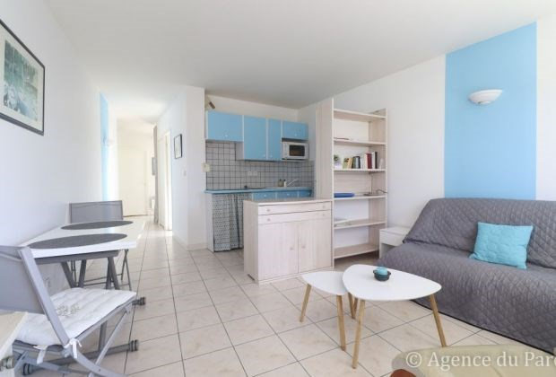 Location vacances Saint-Georges-de-Didonne -  Appartement - 4 personnes - Salon de jardin - Photo N° 1