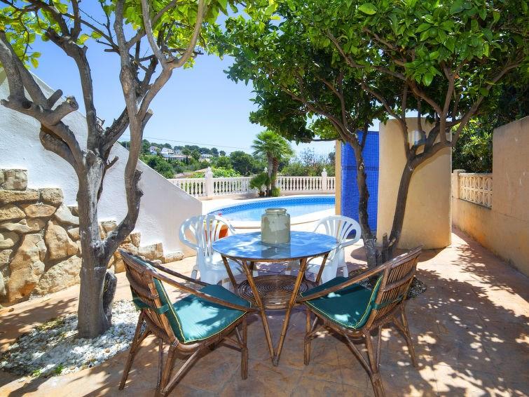 Location vacances Benissa -  Appartement - 4 personnes -  - Photo N° 1