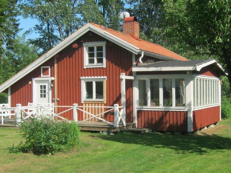 Maison pour 3 personnes à Fjugesta