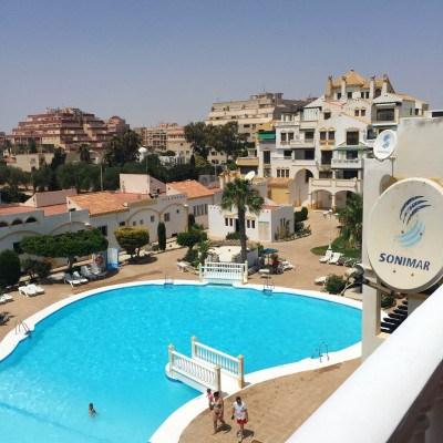 Location vacances Roquetas de Mar -  Appartement - 4 personnes - Télévision - Photo N° 1