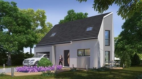 Maison  4 pièces + Terrain 650 m² Épône par MAISONS.COM coignieres