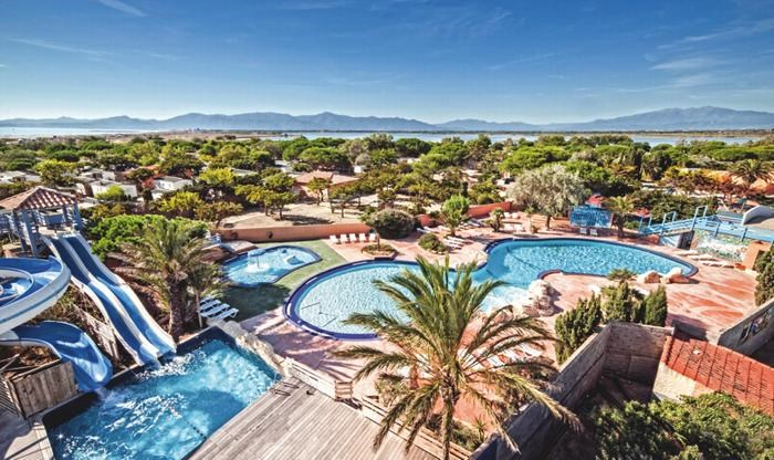 Ferienwohnungen Canet-en-Roussillon - Haus - 10 Personen - Gartenmöbel - Foto Nr. 1