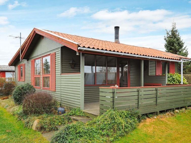 Maison pour 2 personnes à Bogense