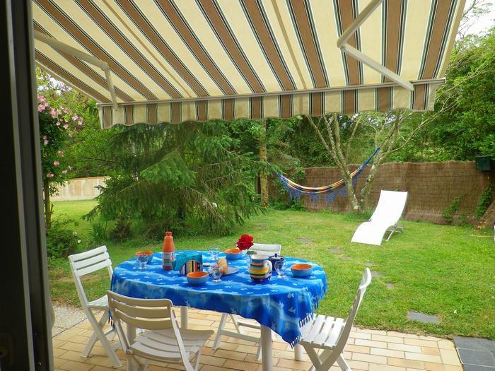 Location vacances Talmont-Saint-Hilaire -  Maison - 5 personnes - Barbecue - Photo N° 1