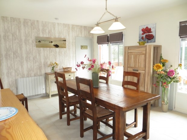 Holiday rentals Portbail - Cottage - 4 persons - BBQ - Photo N° 1