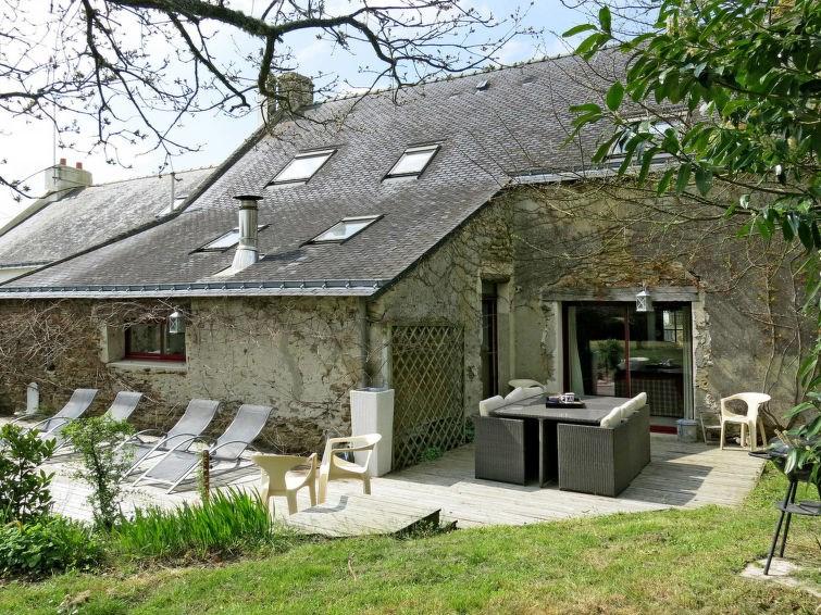 Studio pour 5 personnes à St Gildas-de-Rhuys