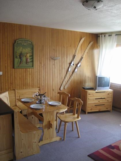 Location vacances Les Rousses -  Appartement - 5 personnes - Court de tennis - Photo N° 1