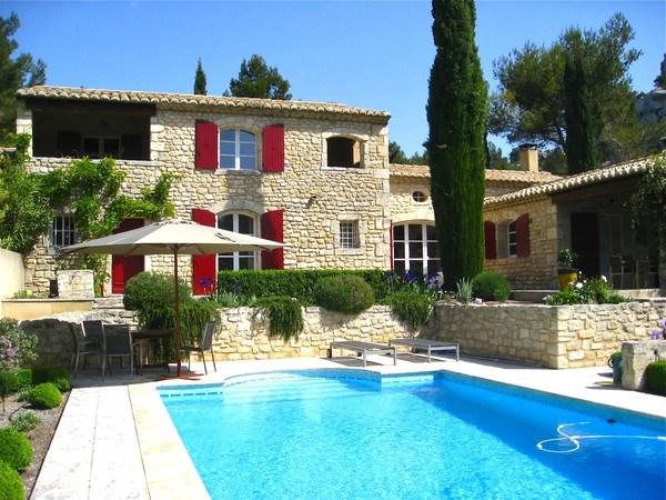 Location vacances Les Baux-de-Provence -  Maison - 10 personnes - Balcon - Photo N° 1