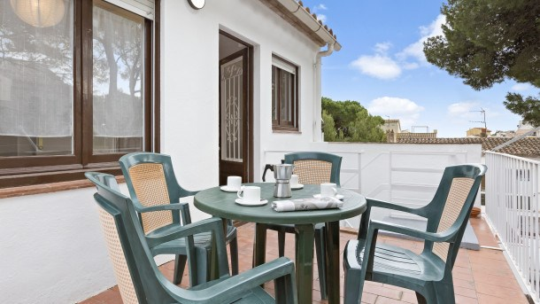 Location vacances Palafrugell -  Appartement - 10 personnes -  - Photo N° 1