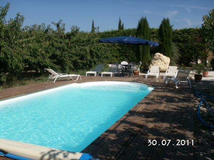 Holiday rentals Saint-Andiol - House - 6 persons - BBQ - Photo N° 1