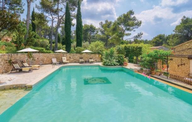 Maison de vacances à Orgon, en Provence-Alpes-Côte d'Azur ...