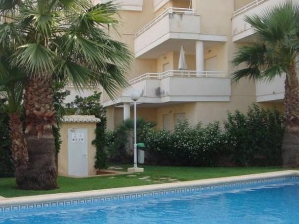 Location vacances Dénia -  Appartement - 5 personnes - Télévision - Photo N° 1