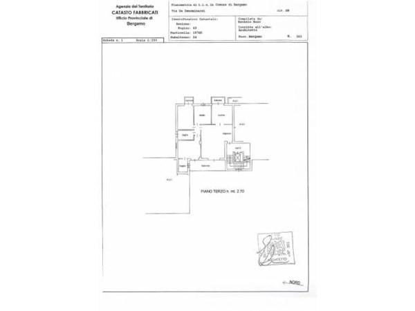 Vente Appartement 4 pièces 125m² Bergamo