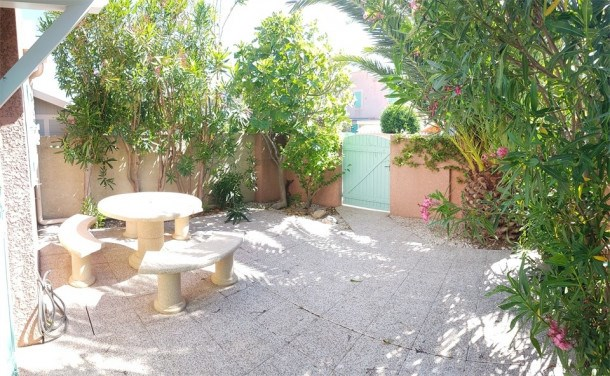 Location vacances Gruissan -  Maison - 5 personnes - Balcon - Photo N° 1