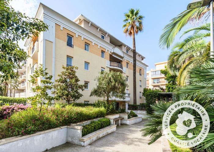Location vacances Vallauris -  Appartement - 4 personnes - Télévision - Photo N° 1