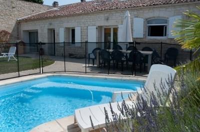 List Maritime Charente swimming pool - Tesson