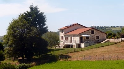 Mieten ökologisches Quartier Aveyron 10 Mn Conques - Grand-Vabre