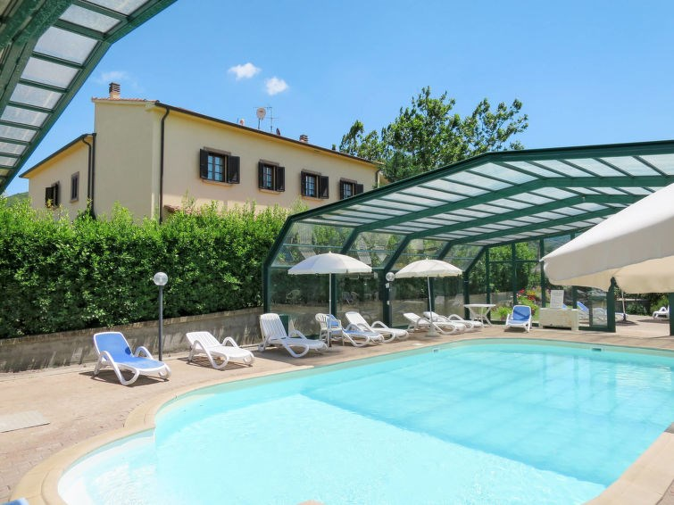 Location vacances Santa Luce -  Appartement - 6 personnes -  - Photo N° 1
