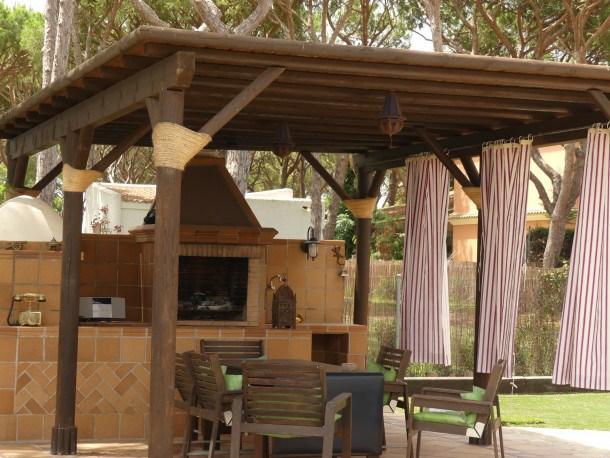 Location vacances Chiclana de la Frontera -  Maison - 2 personnes - Barbecue - Photo N° 1