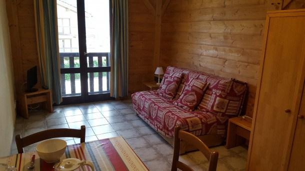 Location vacances Aussois -  Appartement - 2 personnes - Télévision - Photo N° 1
